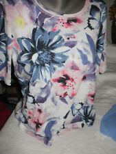 Betty Barclay  Doppelpack   T Shirt  Gr 40 / 42  k Größenschild Butterfly Blue