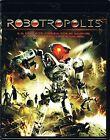 """BLU-RAY """"ROBOTROPOLIS"""" (LA RÉVOLTE CYBERNÉTIQUE !) NEUF SOUS BLISTER"""
