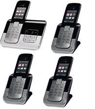 T-Sinus A806 mit  4 Mobilteilen Schnurlos Telefon Anrufbeantworter Schnurloses
