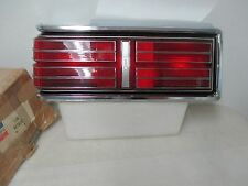 "1979 Plymouth Caravelle LH Taillight Assembly Mopar ""NOS"" 4076367"