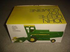 1/28 john deere 6600 toy combine