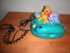 TELEFONO VINTAGE DISNEY ORIGINAL WINNIE DE POOH ADAPTADO RED TELEFONICA UK