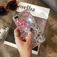Luxury Bling 3D Crystal Diamond Rhinestone Jewelled Case Cover For iPhone XS Max