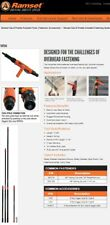 (1) ITW Ramset Red Head V4-6 VIPER4 6' Extension Pole with Trigger