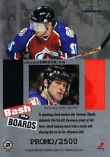 1996-97 Leaf Limited Bash The Boards Promos #6 Claude Lemieux