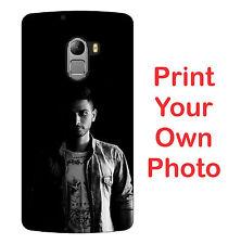 For Lenovo Vibe K4 Note Hard Matte Back Cover Print Your Own Custom Case