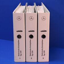 Mercedes SL R230 W230 Werkstatthandbuch Elektrik elektrische Schaltpläne ab 2001