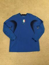 2006 World Cup Italy National Team Adult Xl Ls Puma Player Issue Soccer Jersey