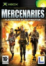Mercenaries (Xbox) - Game  MQVG The Cheap Fast Free Post