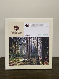 Wentworth Wooden jigsaw puzzle Bolderwood, New Forest 250 Pieces
