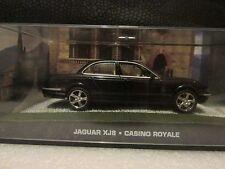 JAMES BOND CARS COLLECTION 041 JAGUAR XJ8 (slightly cracked case)