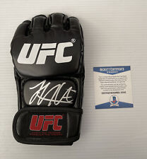 Khabib Nurmagomedov Signed Autographed UFC Glove BECKETT BAS COA 5