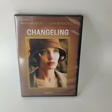 Changeling - DVD - DRAMA MOVIE-RATED R-FREE SHIPPING