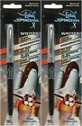 2 pack Fisher Cap-O-Matic Space Pen with Space Shuttle Logo - Good Buy