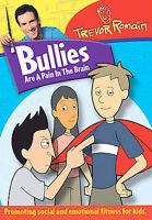 Trevor Romain Bullies Are A Pain In the Brain RARE OOP KIDS DVD BUY 2 GET 1 FREE