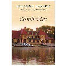 Cambridge by Susanna Kaysen (2014, Hardcover)