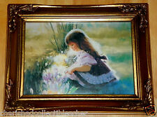 Donald Zolan Lithograph Colors of Spring Limited Edition 3rd issue
