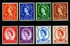 SG599-609, COMPLETE SET, NH MINT. Cat £85.