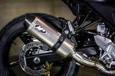M4 Exhaust Suzuki SV650 2017 Standard Full System TITANIUM Muffler FREE SHIPPING