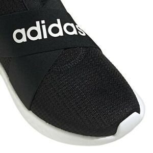 Womens Adidas Puremotion Adapt Black Athletic Fitness Slip On Shoe FX7326 6.5-9