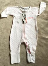 Baby Girls' Terry Toweling One-Pieces