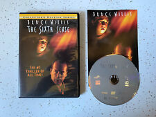 The Sixth Sense (1999, Dvd Disc, Collector's Edition Series) M. Night Shyamalan