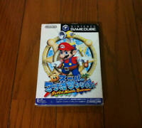 Super Mario Sunshine Nintendo GameCube GCN Japan