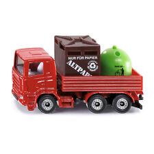 SIKU Spielzeug Recycling Transporter LKW Spielzeugauto Modellauto / 0828