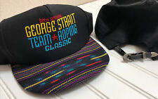 GEORGE STRAIT 12th Annual Classic TEAM ROPING Cap Hat MUST SEE