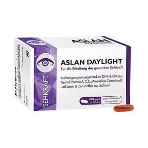 ASLAN Daylight -  Augengesundheit mit Vitamin A, C, E, DHA EPA aus Fischöl