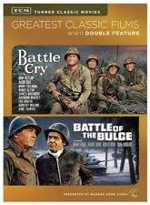 TCM GREATEST CLASSIC FILMS WWII New DVD Battle Cry + Battle of the Bulge