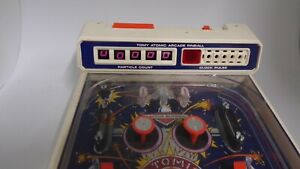 Vintage Tomy Atomic Arcade Pinball Machine (introduced 1979) - Tested