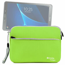 "10"" Green Soft Neoprene Tablet Sleeve / Case For Samsung Galaxy Tab A 10.1 2016"