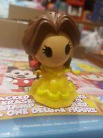 Disney Ooshies Vynil Deluxe Figure Exclusive Advent Calendar Belle Beauty Beast