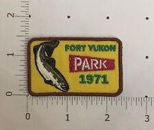 Fort Yukon Park 1971 Patch