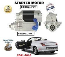 FOR LEXUS SC430 4.3 286BHP 3UZ-FE 2001-2010 NEW STARTER MOTOR UNIT
