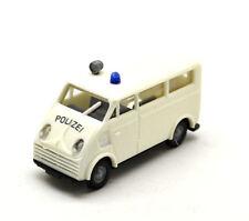 Praline 1:87   DKW F89 L Bus - Polizei