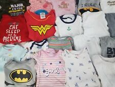 Huge Mixed Lot Infant toddler kids clothing 220+ Items Many brands Used girls