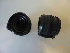 2 New Rubena 28x1x1/2 Inch Beaded Edge, Black