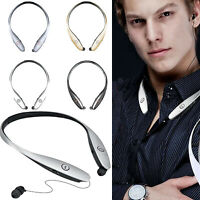 Sports In-Ear Wireless Earphones Bluetooth Stereo Headphones Headsets With Mic