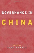 Excellent, Governance in China, , Book
