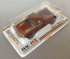 VINTAGE 80s# YATMING MAC DUE CHEVROLET CHEVY PICK UP BROWN   1:64# NIB RARE
