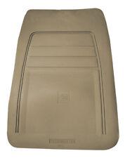 New OEM Genuine Vinyl Floor Mat Tan Passenger Side w/ Logo GM Trucks 1990-1999