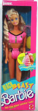 NRFB / MIB - Barbie vintage collector : 'BEACH BLAST BARBIE ' de 1989