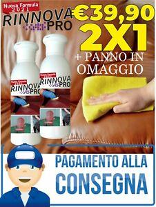 RINNOVA PRO 2X1 OFFERTA Restaura rinnova Protezione tutte le superfici fai da te