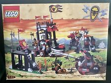 RARE Lego Knights Kingdom Set #6096 Bull's Attack