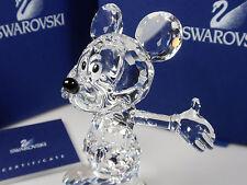 SWAROVSKI DISNEY SHOWCASE COLLECTION MICKEY MOUSE MAUS 687414 AP 2008 NEU
