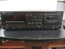TASCAM CD-A500 COMBINATION CD PLAYER/CASSETTE PLAYER/RECORDER EX CONDITION WORKS