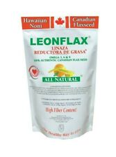 Leonflax Canadian Flaxseed Plus Fat Reducer Weight Loss Dietary Supplement 18Oz