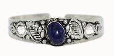 Lapis Bracelet Cuff Bracelet Silver Bracelet Boho Bracelet Tibet Bracelet